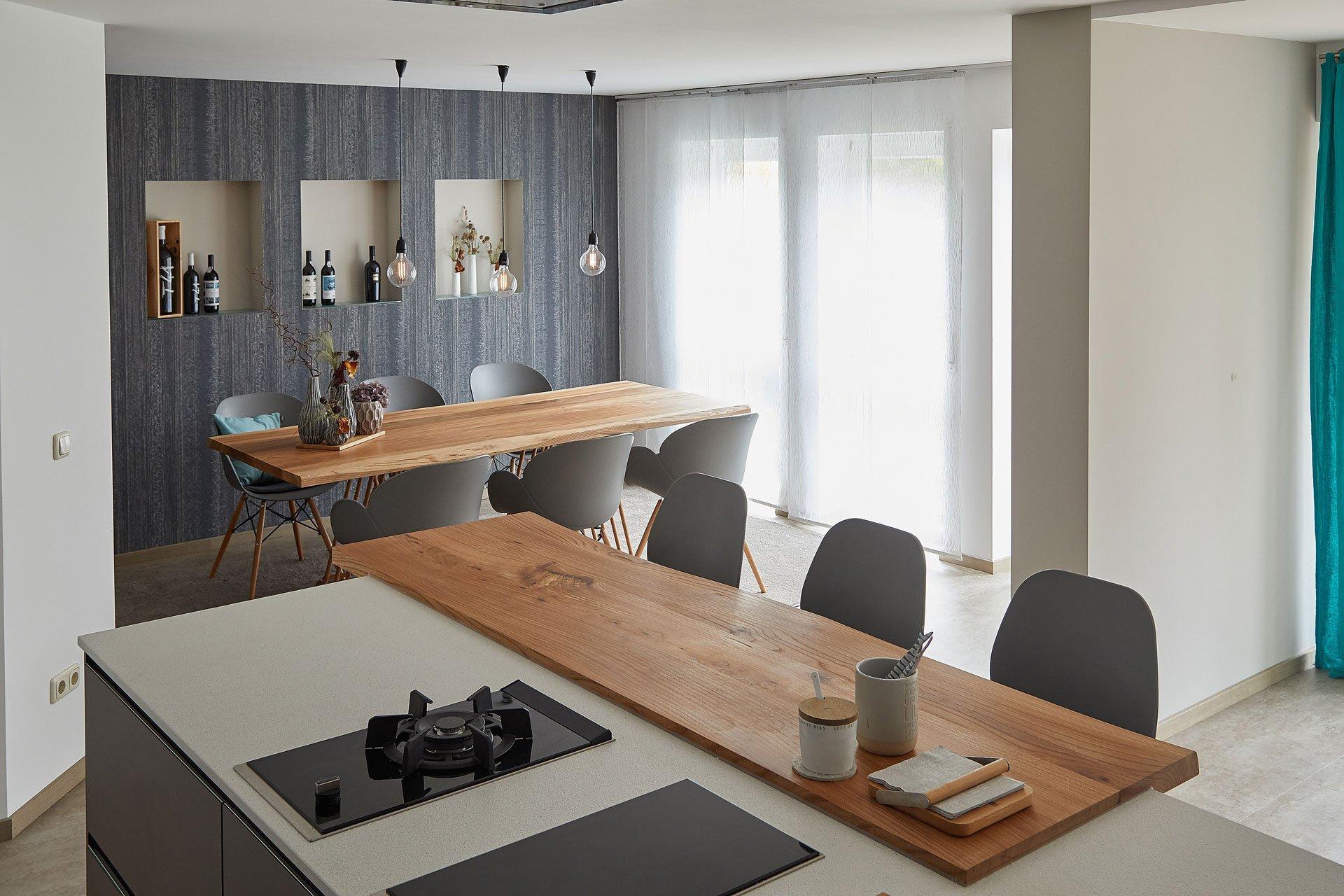 holzwerk frankfurt esstische aus massivholz. Black Bedroom Furniture Sets. Home Design Ideas